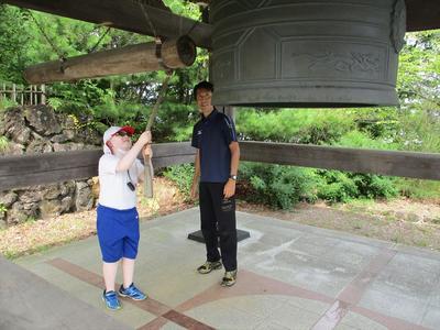 薬王寺の鐘